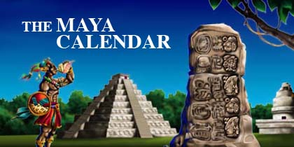 Welcome Maya Calendar Website